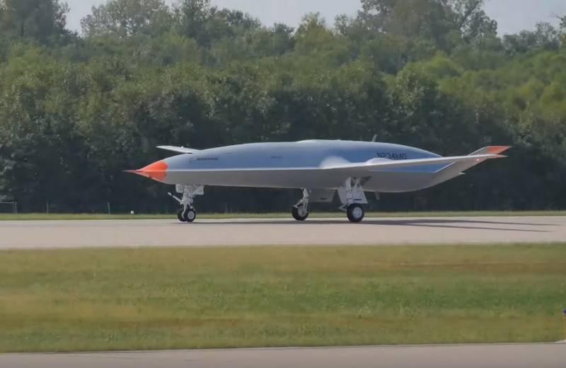 O primeiro protótipo do drone MQ-25A receberá equipamentos de reabastecimento