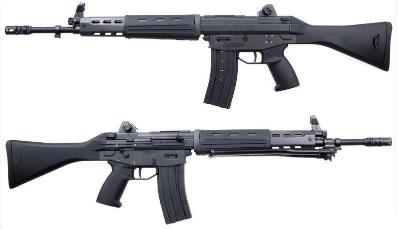 Howa Type 89. Своя «чужая» винтовка