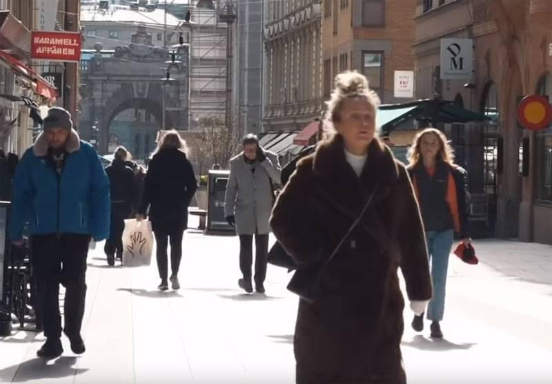 瑞典未检疫:该国首席流行病学家谈到了这种情况