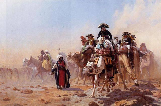 Napoléon Bonaparte comme facteur du processus épidémique