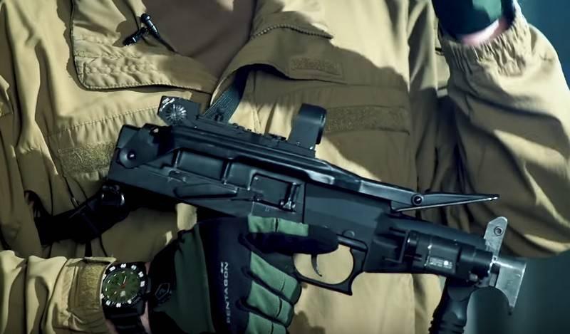 俄罗斯警卫队正在采用SR-2MP Veresk冲锋枪