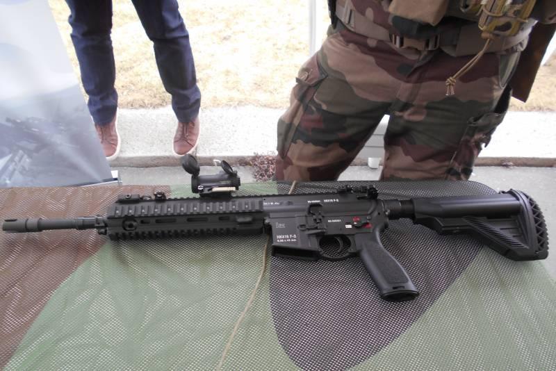 Yeni HOWA 5.56 tüfeği: ucuz, fonksiyonel, teknolojik olarak gelişmiş