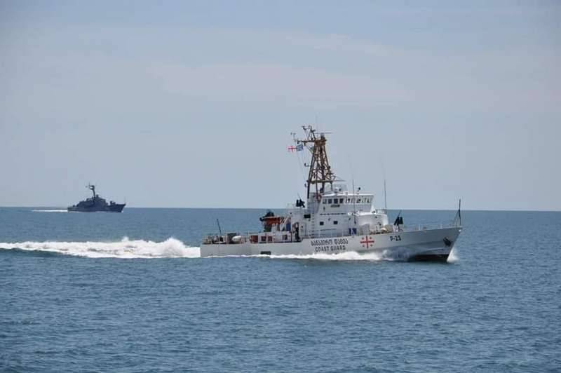 NATO naval exercises launched in Georgia
