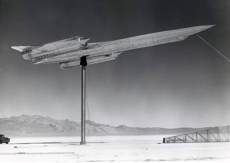 Avions de reconnaissance A-12 et SR-71: une technologie record