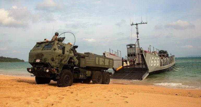 走进未知的美国海军陆战队