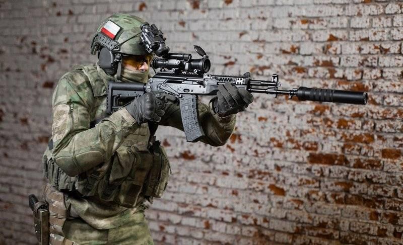 """Préoccupation """"Kalachnikov"""" en avance sur le calendrier a rempli l'ordre de défense de l'Etat pour AK-12"""