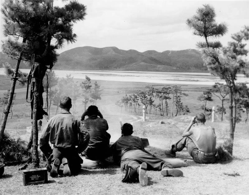 怎样准备1950-1953年的朝鲜战争