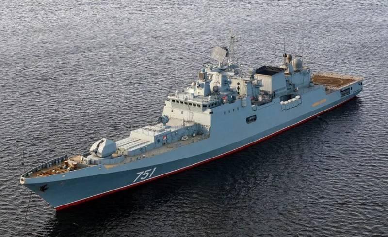 Fregatten der Schwarzmeerflotte, die aus Syrien zurückkehren, werden bei der Razzia in Sewastopol unter Quarantäne gestellt