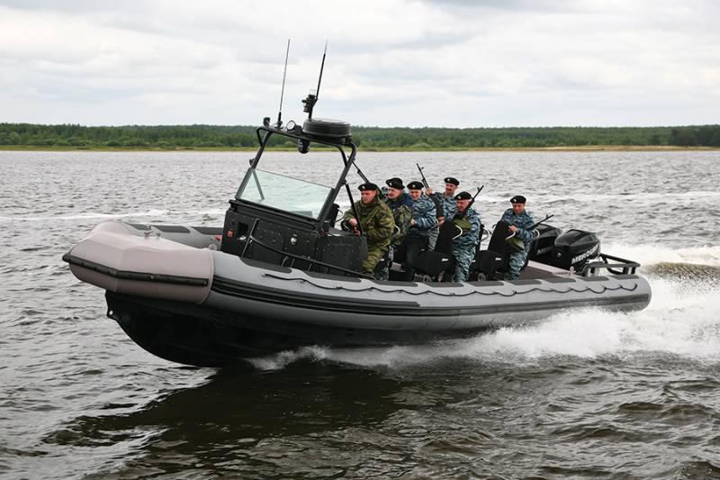 俄罗斯开始向其中一个非洲国家交付高速突击艇