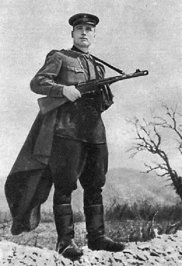 Vasily Botylev. A caminho da lenda