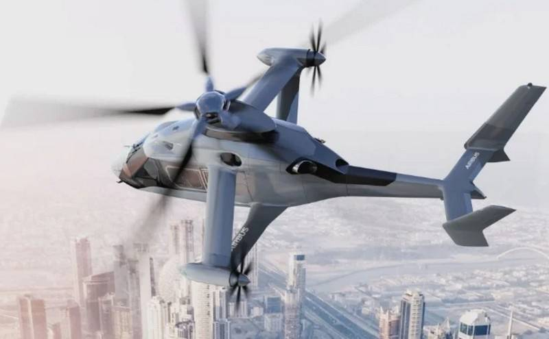 Tests of the European perspective rotorcraft postponed to 2021