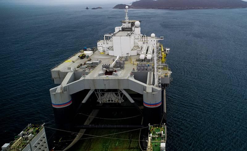 Roscosmos, Deniz Lansmanı'ndan lansmanlarına devam etmeyi düşünüyor
