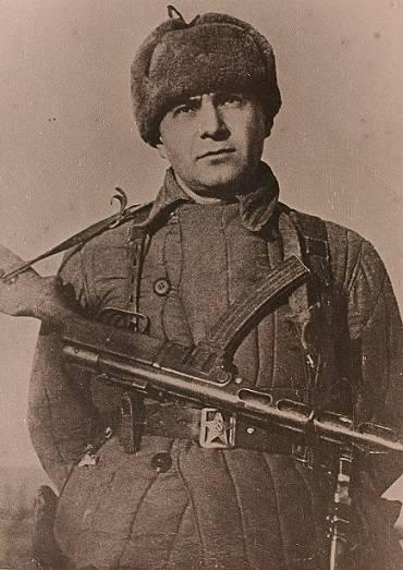 Vasily Botylev. Appeler le feu sur moi!