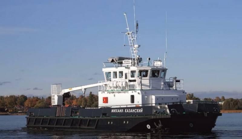 La Marina ha definito la data di deposizione del terzo progetto BGK 23370G per la flotta
