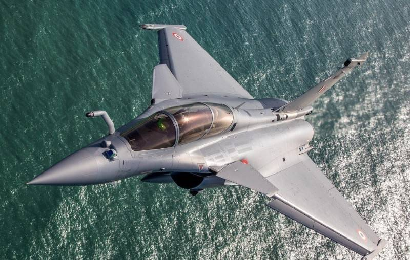 Indian Air Force will receive the first batch of Dassault Rafale fighters with a delay