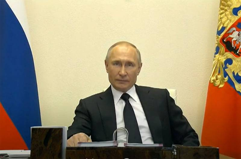 Salary from the president: Putin offered support to small and medium enterprises
