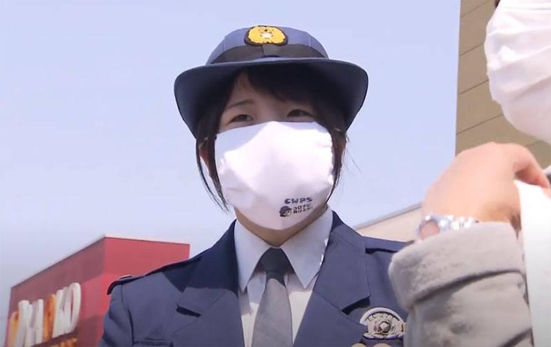 Japan erklärte den Ausnahmezustand