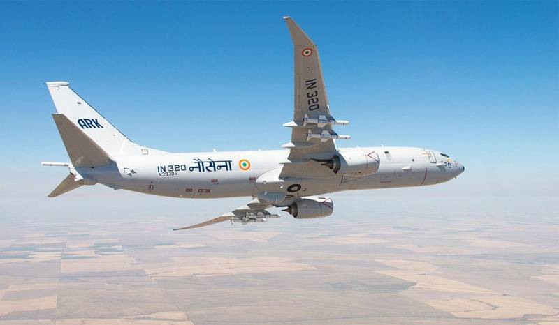 Indian Navy ordered weapons for Boeing P-8I Poseidon aircraft in the USA