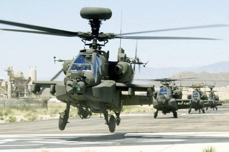 Boeing lieferte den 500. Apache-Hubschrauber AH-64E Block III an den Kunden