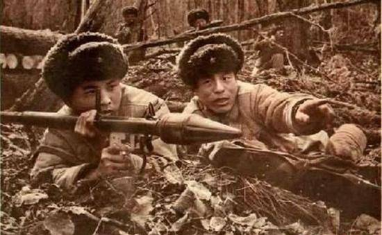 Chinese infantry anti-tank weapons during the Cold War