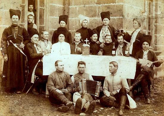 Cossack Easter