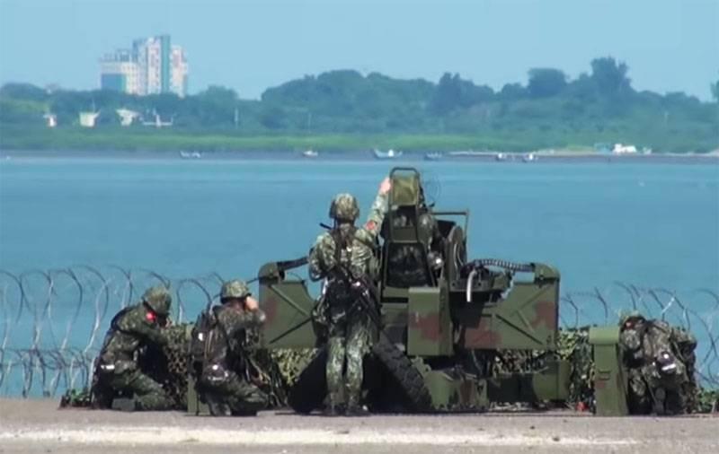 引退した台湾の将軍は台湾を「米中戦でポーン」と呼ぶ