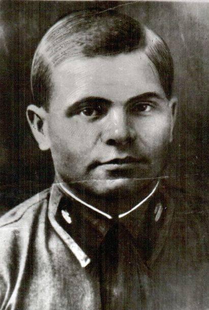Vladimir Khazov. Olkhovatka yakınındaki savaş kahramanı