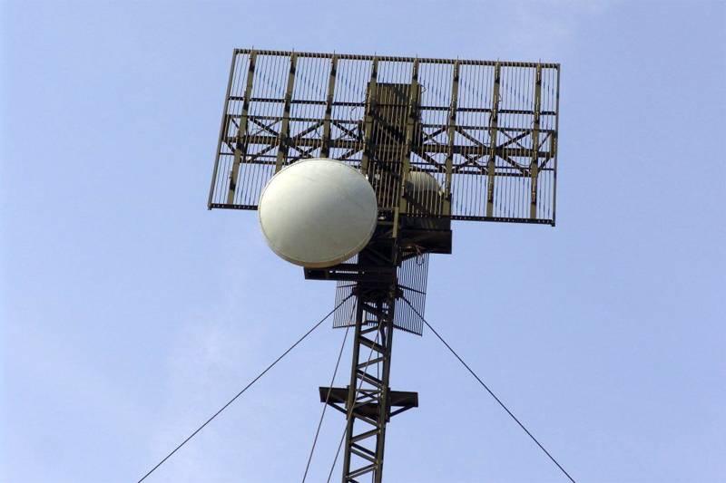 """RLC 52E6 """"String-1"""". Multilink radar barrier"""