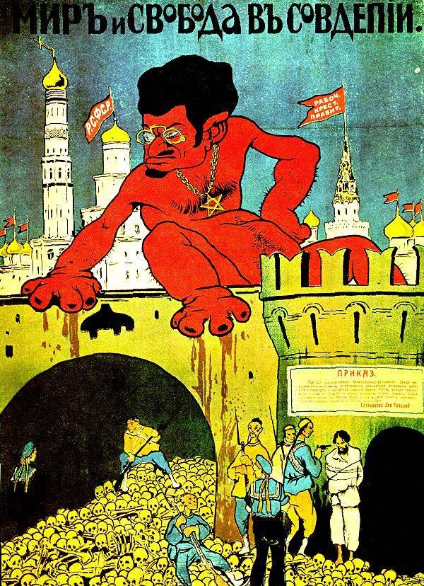 Corna orientali del Terzo Reich. Joseph Goebbels vs Bolscevichi