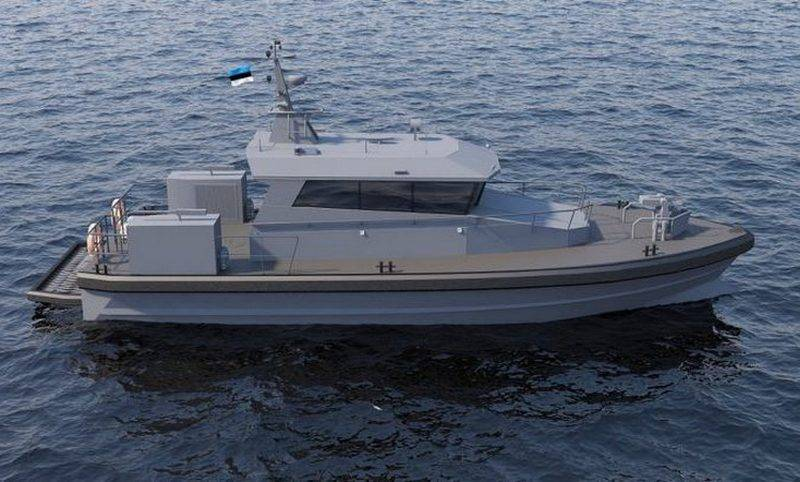Estonian Navy intends to strengthen patrol boats
