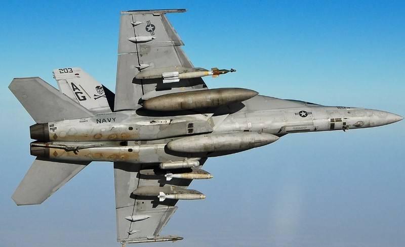德国国防部长决定购买美国F-18战斗机