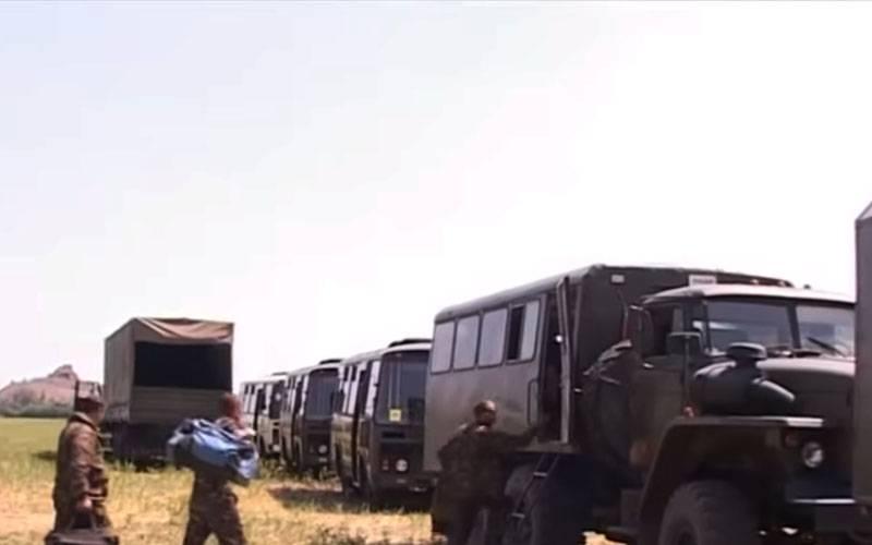 डोनबास में युद्ध के सफेद धब्बे - रूस के क्षेत्र में यूक्रेनी सेना का संक्रमण