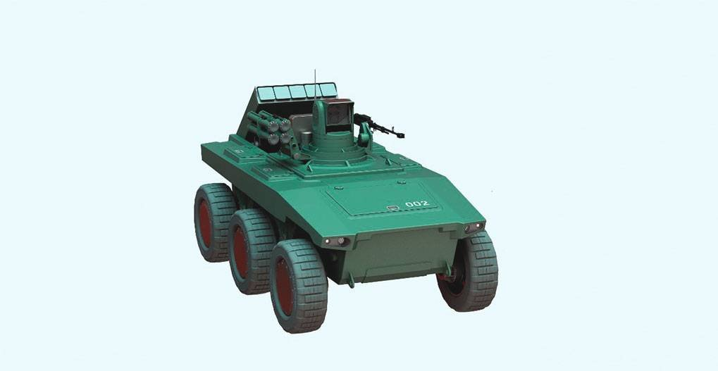 Russian Army Robots - Page 17 1587559868_marker-1