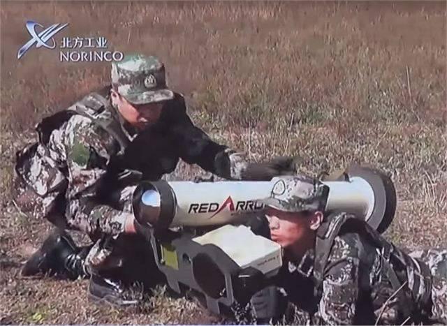 ATGM HJ-12. 고급 외국 개발에 대한 중국의 대응