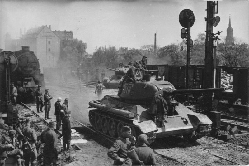 """Halba """"Kessel"""". Wie ist die 9. deutsche Armee gestorben?"""