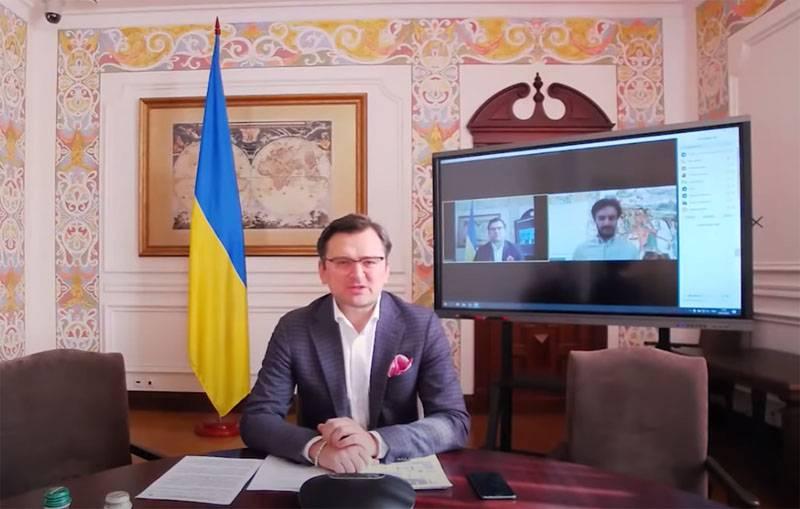 """संयुक्त राष्ट्र के लिए रूसी संघ के स्थायी मिशन ने यूक्रेन के अपने सहयोगियों को """"जेड"""" मैं इसे धो रहा हूं, पानोव!"""