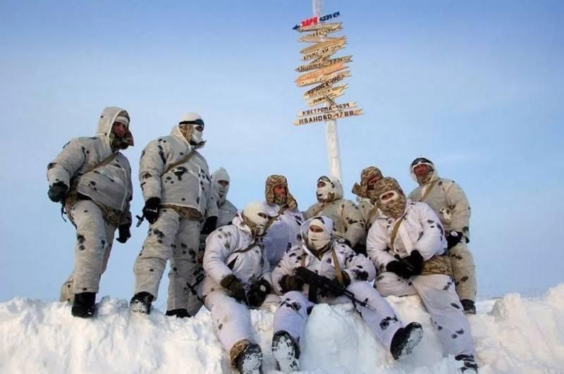 美国关注俄罗斯在北极的军事存在