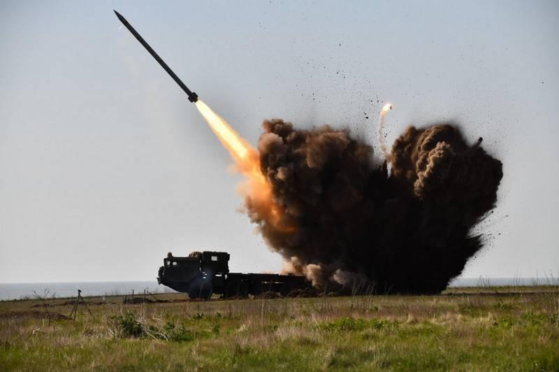 """यूक्रेन में, MLRS """"एल्डर-एम"""" के प्रारंभिक परीक्षण पूरे किए"""