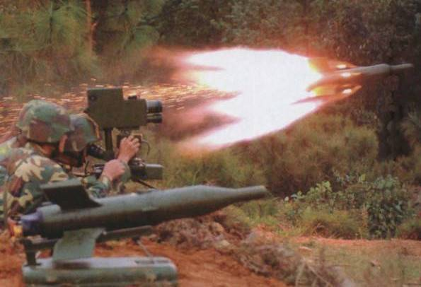 Will Chinese portable ATGMs cope with modern tanks?