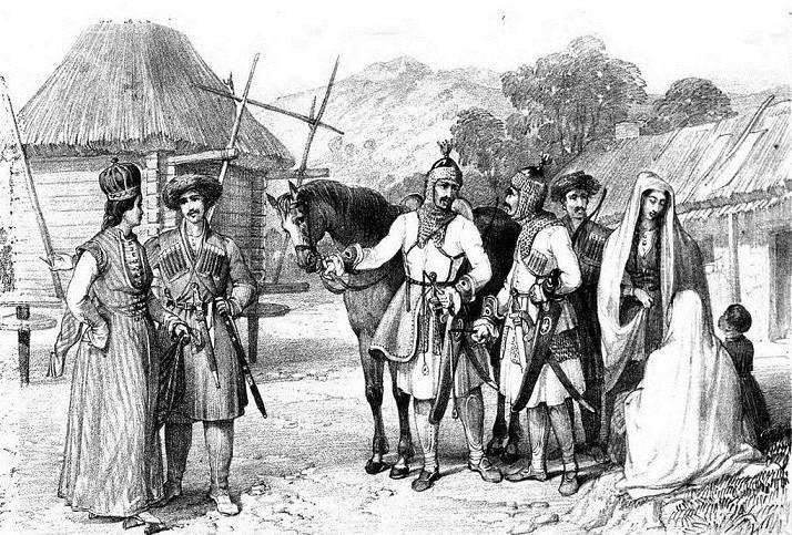 コーカサス山脈でのアブレクと反乱マシュコの死とその遺産