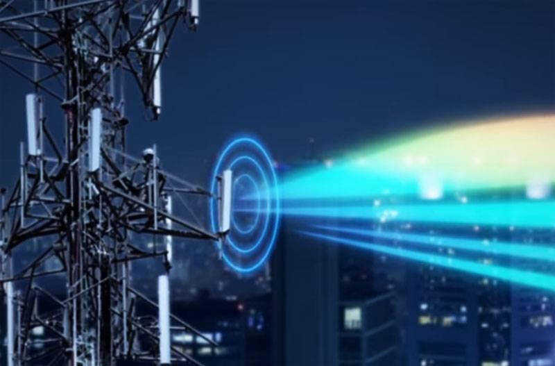 THz-Netzwerke. Das Militär interessierte sich für ultraschnelle Datenübertragung