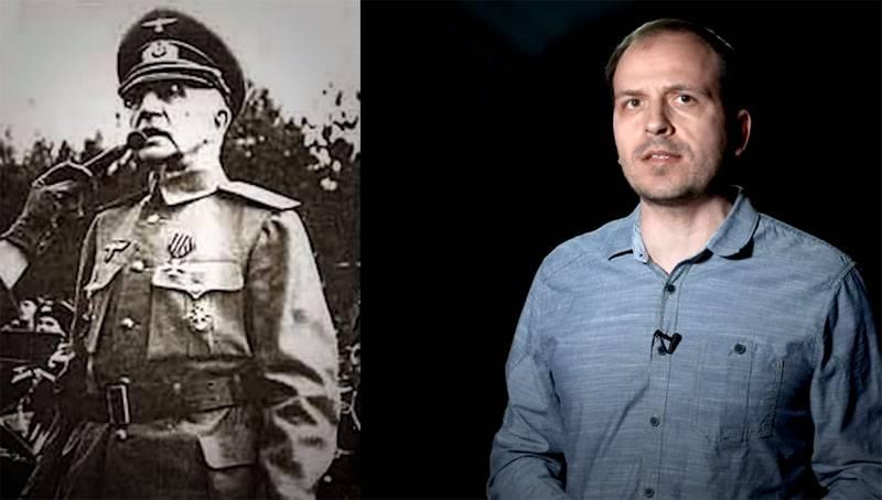 Dmitry Kiselev Krasnov'a anıt dikmeyi önerdi