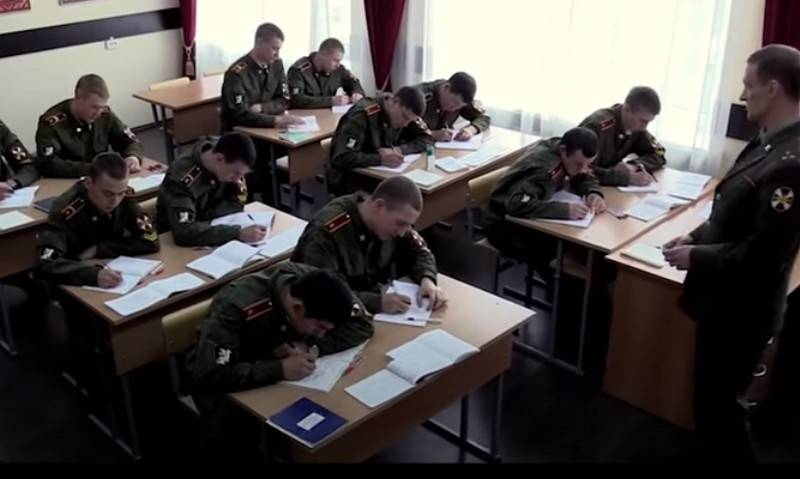 The Ministry of Defense ahead of schedule completes the school year in all educational institutions of the department