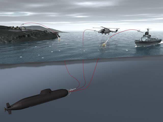 XNUMXつの環境の境界。 なぜアメリカ海軍はバージニア型の原子力潜水艦の戦闘レーザーであり、ペレスベットはライカプロジェクトの原子力潜水艦に必要なのですか?