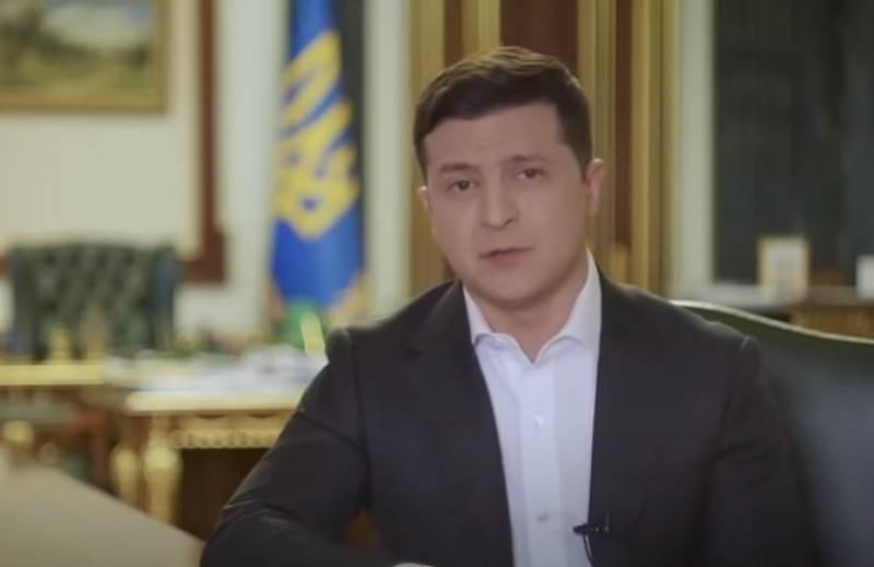 Zelensky는 우크라이나에서 농지 판매에 관한 법률에 서명했습니다