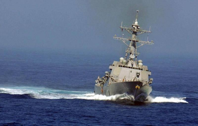 Il cacciatorpediniere Kidd divenne la seconda nave della Marina degli Stati Uniti con una massiccia infezione COVID-19