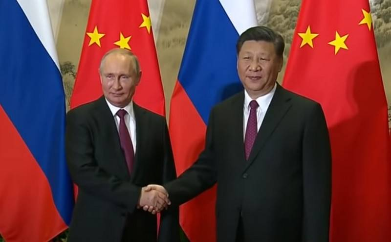 "China accused of applying methods ""used by the Russian Federation in the case of Crimea"""