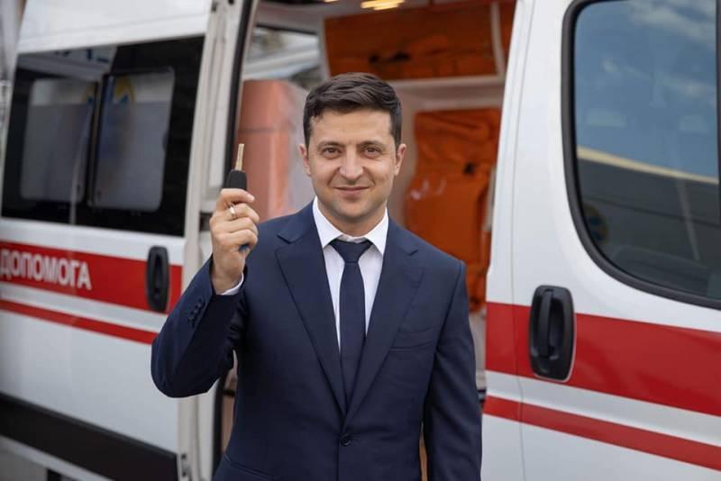 Депутат украинской Верховной Рады: Команда Зеленского идёт на дно