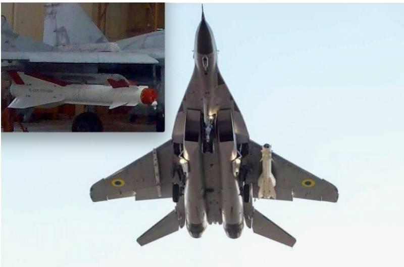 Украинский МиГ-29МУ2: модернизацию советского истребителя оценили в польской прессе
