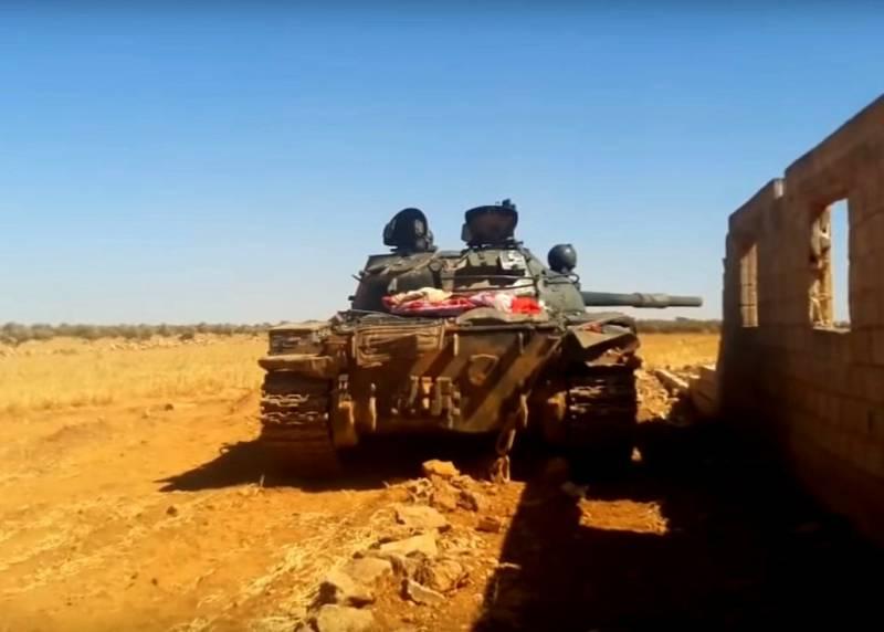 Сирия, 1 апреля: САА направила танки против боевиков у Кафр-Увейда, столкновения под Серакибом